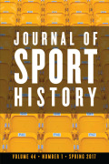 <i>The Jewish Olympics: The History of the Maccabiah Games</i> by Ron Kaplan (review)