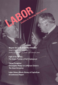 Finding Labor History in the History of Capitalism