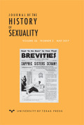 <i>Virgin Nation: Sexual Purity and American Adolescence</i> by Sara Moslener (review)