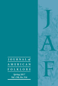 <i>Songs of the Border People: Genre, Reflexivity, and Performance in Karelian Oral Poetry</i> by Lotte Tarkka (review)