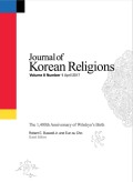 <i>Korean Religions in Relation: Buddhism, Confucianism, Christianity</i> ed. by Anselm K. Min (review)