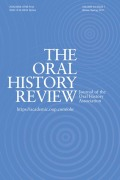 <i>Gulag Voices: Oral Histories of Soviet Incarceration and Exile</i> by Jehanne M. Gheith and Katherine R. Jolluck (review)