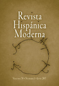 <i>Cosmopolitan Desires: Global Modernity and World Literature in Latin America</i> by Mariano Siskind (review)