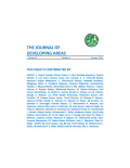 The impact of social grant-dependency on agricultural entrepreneurship among rural households in Kwazulu-Natal, South Africa