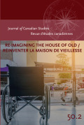 Introduction: Re-imagining the House of Old / Réinventer la maison de vieillesse