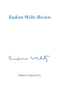 1990: I Call on Eudora Welty An Interview