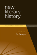 Examples, Samples, Signs: An Artifactual View of Fictionality in the French Novel, 1681–1830