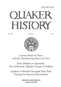 <i>Moral Commerce: Quakers and the Transatlantic Boycott of the Slave Labor Economy</i> by Julie L. Holcomb (review)