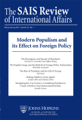 The Populist Surge and the Rebirth of Foreign Policy Nationalism
