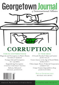 The Moral Dimension of the Fight against Corruption