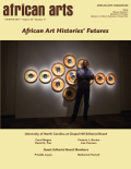 <i>Toward Data-driven Art Studies</i>: <i>A Social Network Analysis of Contemporary African Art</i>