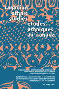 Learning Opportunities: International Students and Lessons About Education, Immigration and Cultural Diversity On and Off the (Atlantic) Canadian Campus