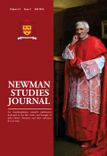 The Personalism of John Henry Newman as Interpreted Through the Personalism of Karol Wojtyla