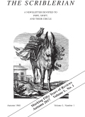 <i>The Orphan in Eighteenth-Century Fiction: The Vicissitudes of the Eighteenth-Century Subject</i> by Eve Konig (review)