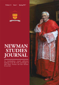 Newman's <i>Thesesde Fide</i>: A New Edition, Translation, And Commentary