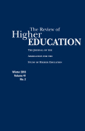 Revisiting the Relationship between Institutional Rank and Student Engagement