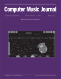The Sonic Affordances of a System for Multitouch Manipulation of Stereophonic Noise Spectra