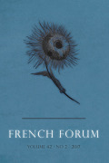 <i>Is Theory Good for the Jews? French Thought and the Challenge of the New Antisemitism</i> by Bruno Chaouat (review)