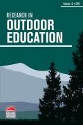 Exploring Course Outcomes Utilizing a New Outward Bound Outcomes Instrument