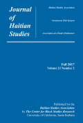 <i>Humanitarian Aftershocks in Haiti</i> by Mark Schuller (review)