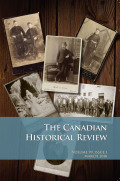 <i>Bringing Children and Youth into Canadian History: The Difference Kids Make</i> ed. by Mona Gleason and Tamara Myers (review)