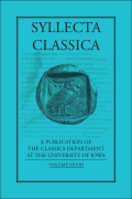Tradition and Character: Helen's Divine Epithets in the <i>Iliad</i>