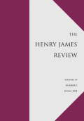 "Henry James's ""The Aspern Papers"": Between the Narrative of an Archive and the Archive of Narrative"