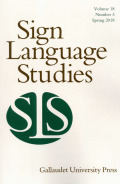 <i>Citizenship, Politics, Difference: Perspectives from Sub-Saharan Signed Language Communities</i> ed. by Audrey C. Cooper and Khadijat K. Rashid (review)