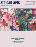 <i>Art and Risk in Ancient Yoruba: Ife History, Power, and Identity, c. 1300</i> by Suzanne Preston Blier (review)