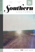 Southern Cultures cover