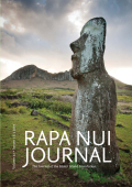 Rapa Nui Journal cover