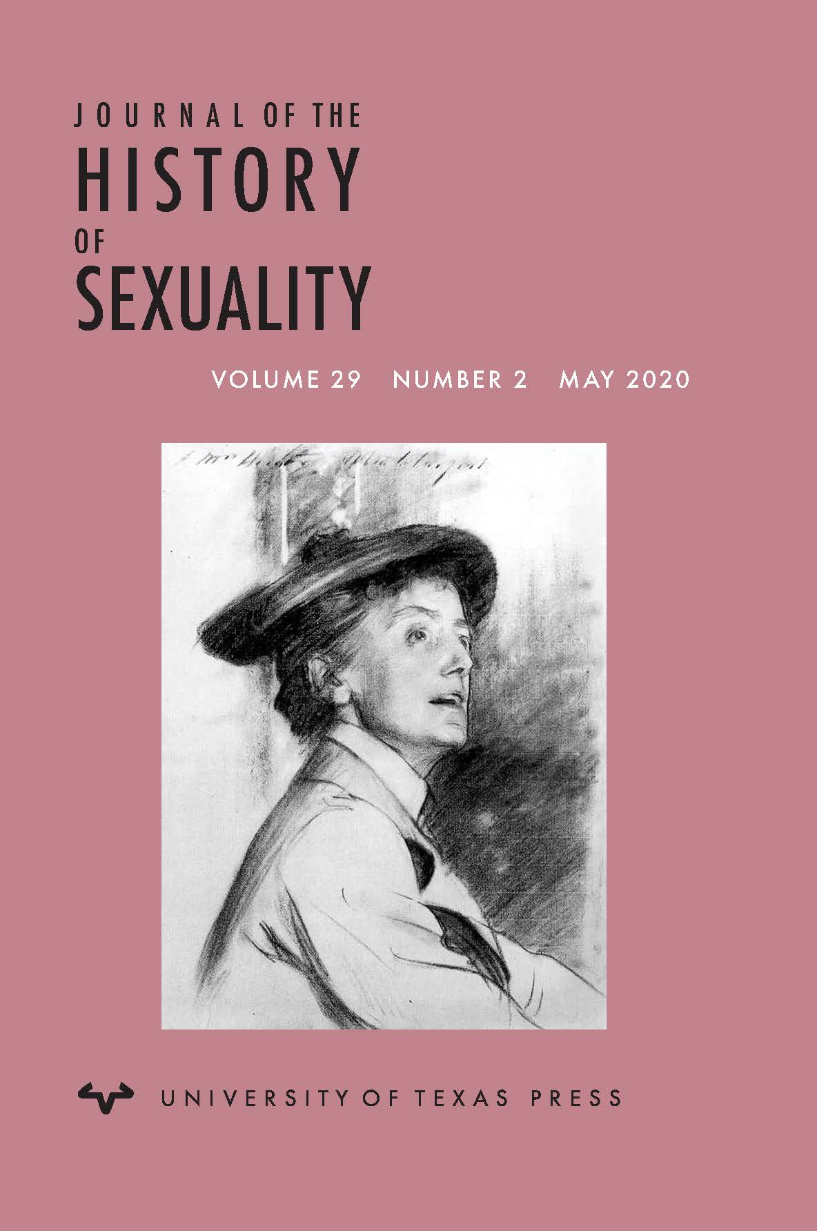 Journal of the History of Sexuality: Volume 29, Number 2, May 2020