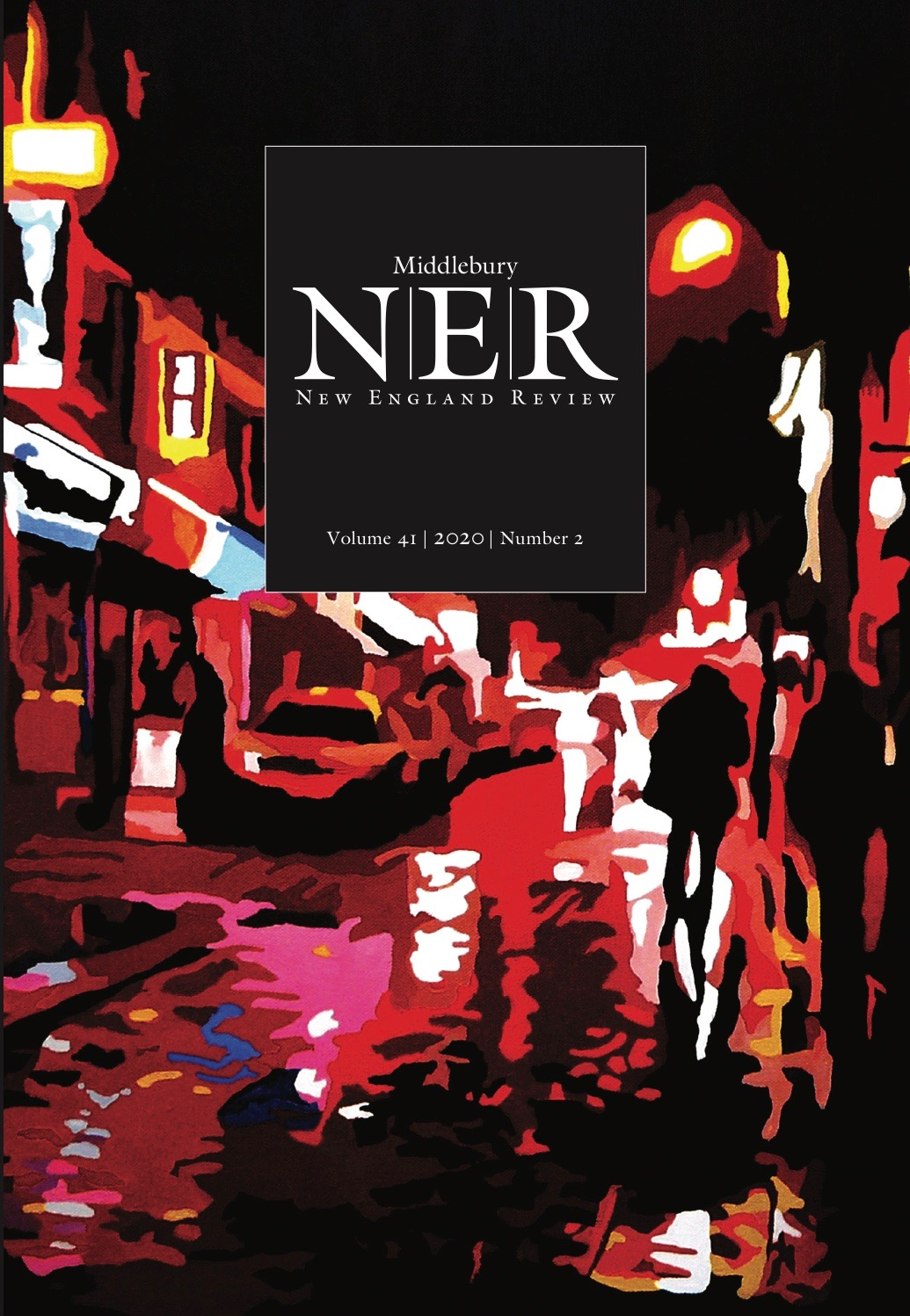 New England Review: Volume 41, Number 2, 2020