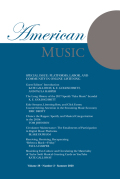American Music cover