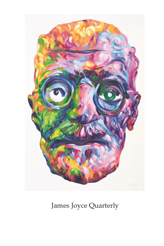 James Joyce Quarterly: Volume 57, Number 3-4, Spring-Summer 2020