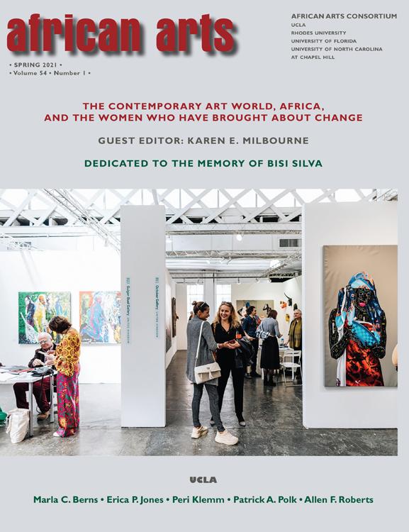African Arts: Volume 54, Number 1, Spring 2021