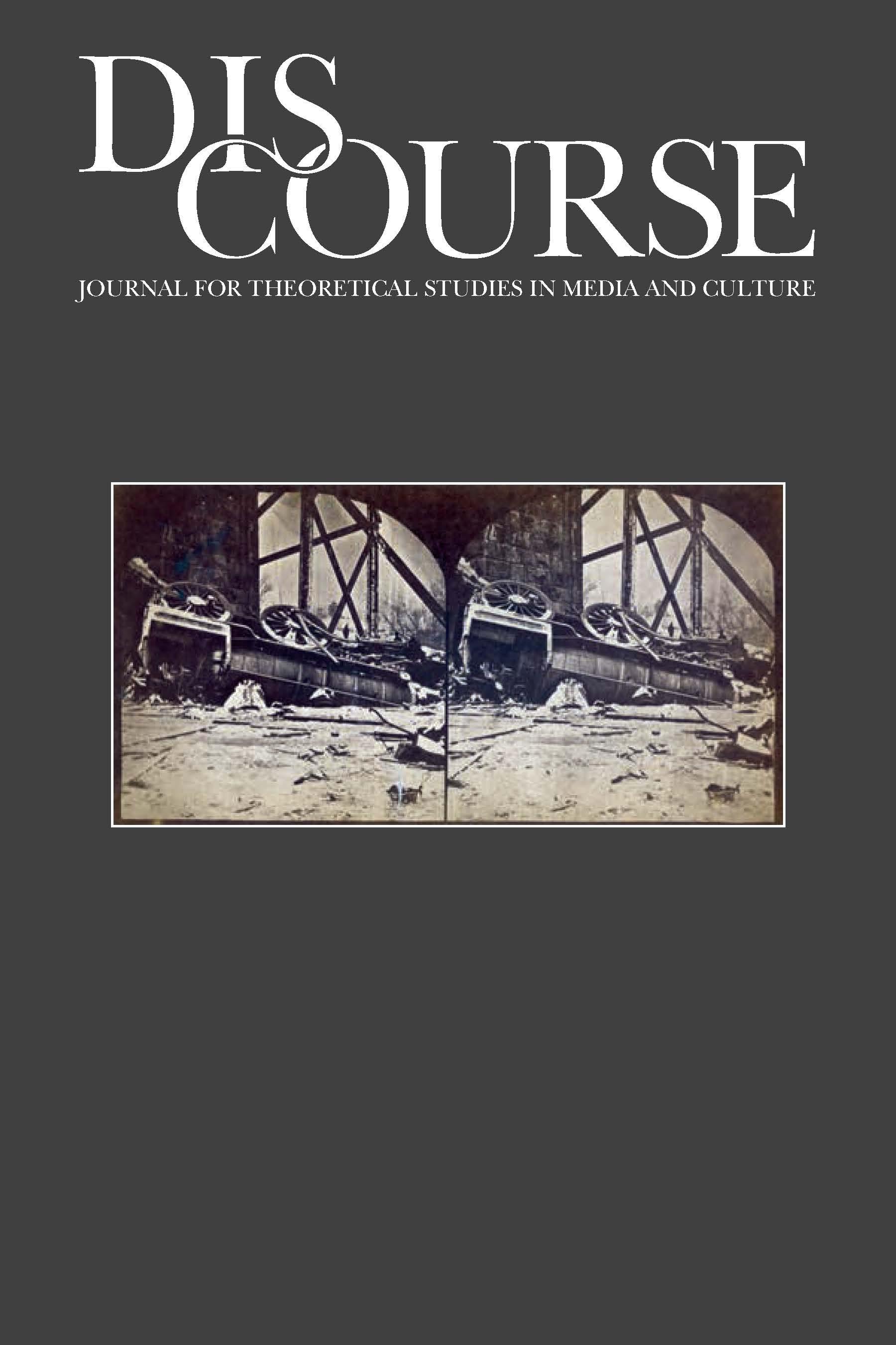 Discourse: Volume 43, Number 1, Winter 2021