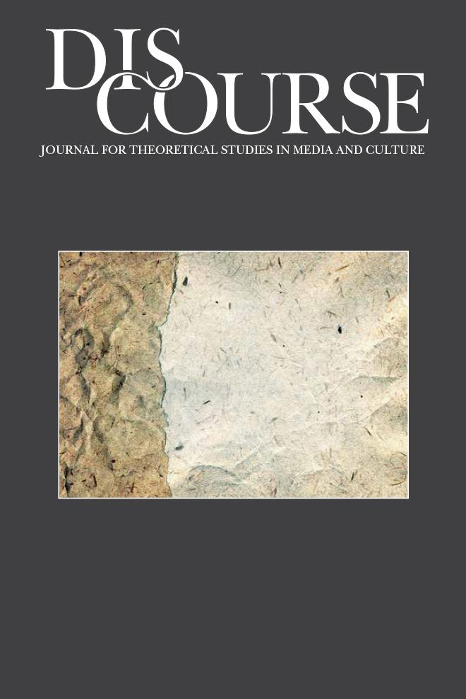 Discourse: Volume 43, Number 2, Spring 2021