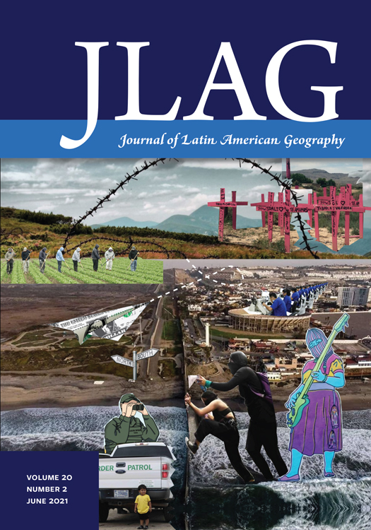 Journal of Latin American Geography: Volume 20, Number 2, June 2021