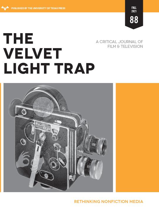 The Velvet Light Trap: Number 88, Fall 2021