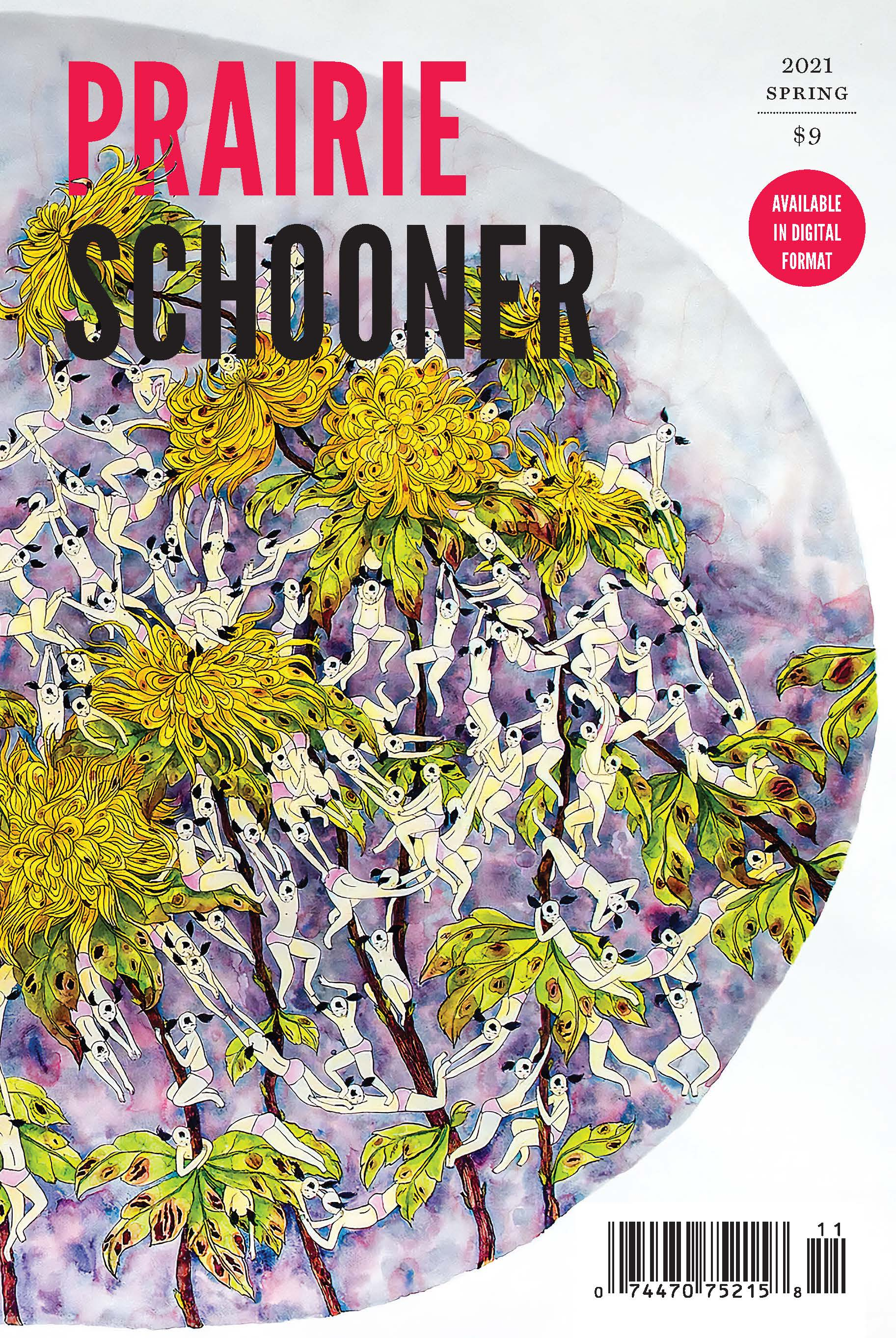 Prairie Schooner: Volume 95, Number 1, Spring 2021