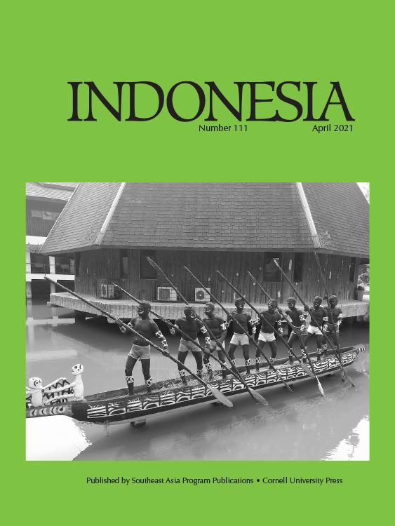 Indonesia: Volume 11, April 2021