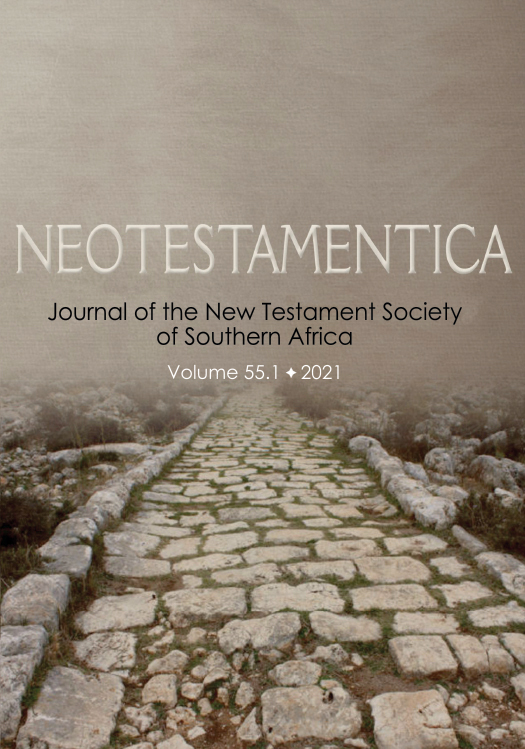 Neotestamentica: Volume 55, Number 1, 2021