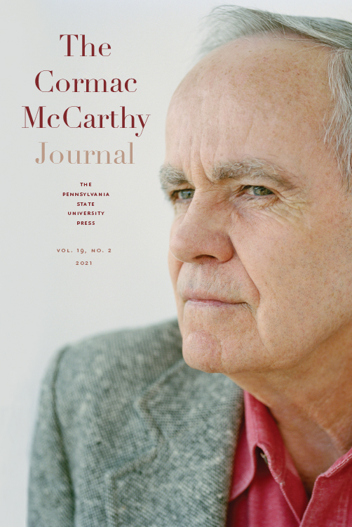 The Cormac McCarthy Journal: Volume 19, Number 2, 2021