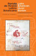 Latin American Music Review