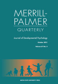 Merrill-Palmer Quarterly