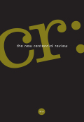 CR: The New Centennial Review