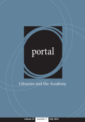 Subject Liaisons in Academic Libraries: An Open Access Data Set from 2015
