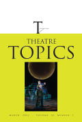 Community through Discourse: Reconceptualizing Introduction to Theatre