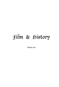 Film & History: An Interdisciplinary Journal